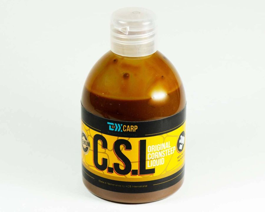 Жидкая добавка TEXX Carp C.S.L. Original Cornstep Liquid 300ml