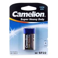 Батарейки Camelion Super Heavy Duty 1шт (крона)