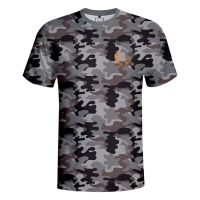 Футболка Savage Gear Simply Savage T-shirt Camo